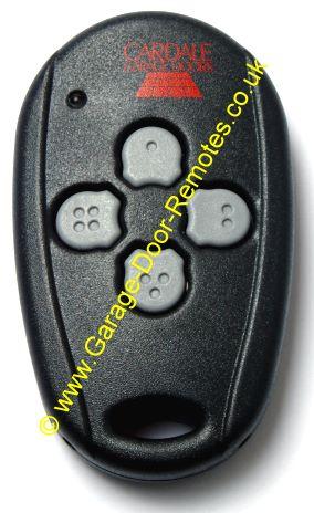 Cardale Dc Range Remote Control Keyfob Transmitters