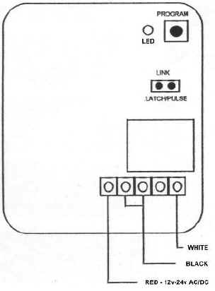 Garage Receiver Wiring Diagram - Wiring Diagrams on