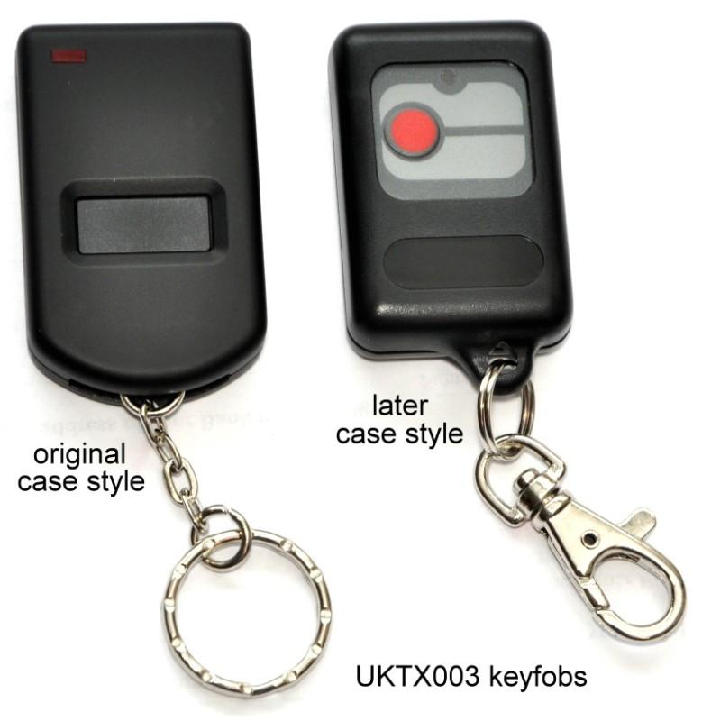 Cardale Autoglide Amp Steel Line Key Fob Remote Controls