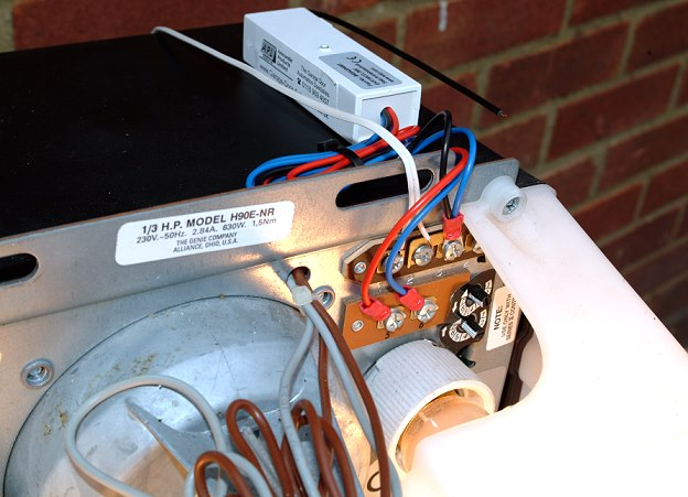 remote control system upgrade kit for henderson garage door operators rh garage door remotes co uk DirecTV Genie Wiring-Diagram DirecTV Genie Wiring-Diagram