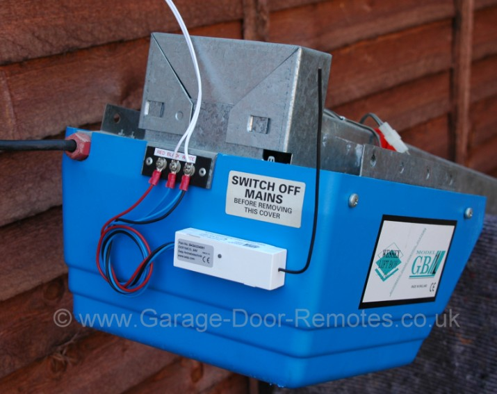 Remote Control System Upgrade Kit For Wessex Liftboy